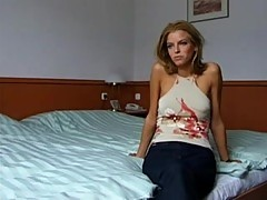 Sex with motel busty whore