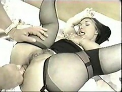 Bridget the midget oral fucking anal facial