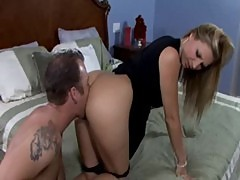 Devon Lee Gets Her Anus Full Of Sperm