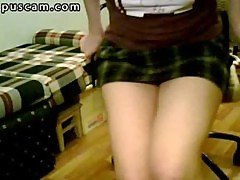 Captured show from online user homemade camera