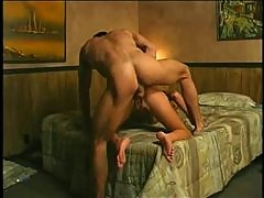 Sex with truly amazing blonde in hotel room