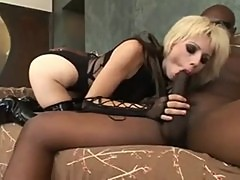 Lexi Belle takes on Huge Black Cock