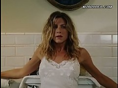 Bruce Almighty Gives Jennifer Aniston a Hot Orgasm