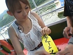 Reon Otowa Lovely Asian Doll getting